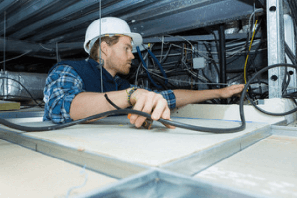 Elektra aanleggen door Elektricien Breda nieuwbouw project